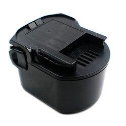 Akumulator do elektronarzędzi  obsługi AEG 12VB 3000 mAh Ni-Mh  B1214G B1215R B1220R M1230R BS12G BS12X BSB12G BSB12STX BSS12RW