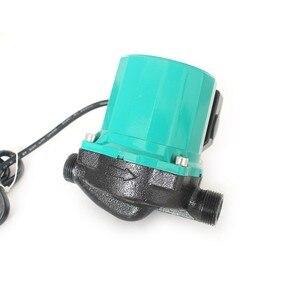 Image 5 - Pompe de circulation deau chaude 100W, pour chauffer, booster ultra silencieux, chauffe eau Central, climatiseur