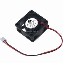 20pcs/lot Gdstime 4cm 40mm 40x40x15mm 5V 2Pin DC Cooling Fan Cooler
