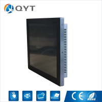 Indutrial Computer 15 Inch I3 6100U Ultra Thin Pos System Led Touch Screen Pc All In
