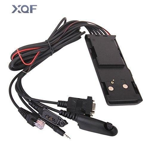 Universal RIB-Weniger 5 IN 1 Programmierung Kabel HKN9857 Für Walkie Talkie Motorola GM300 GP328 GP340 GP3688 GP88 CP140 two Way Radio
