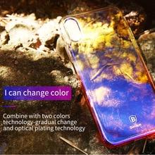 Baseus Glaze Case for iPhone X