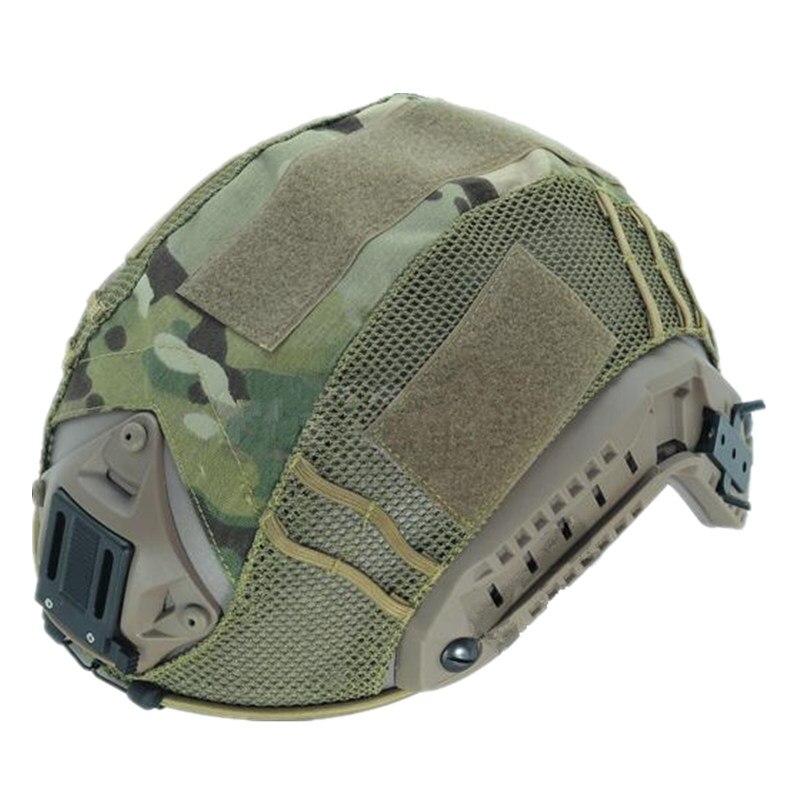Prix pour Tactique Maritime De casque casque Couverture tissu pour Maritime casque TYPHON Highlander AT-FG Multicam AOR1 AOR2
