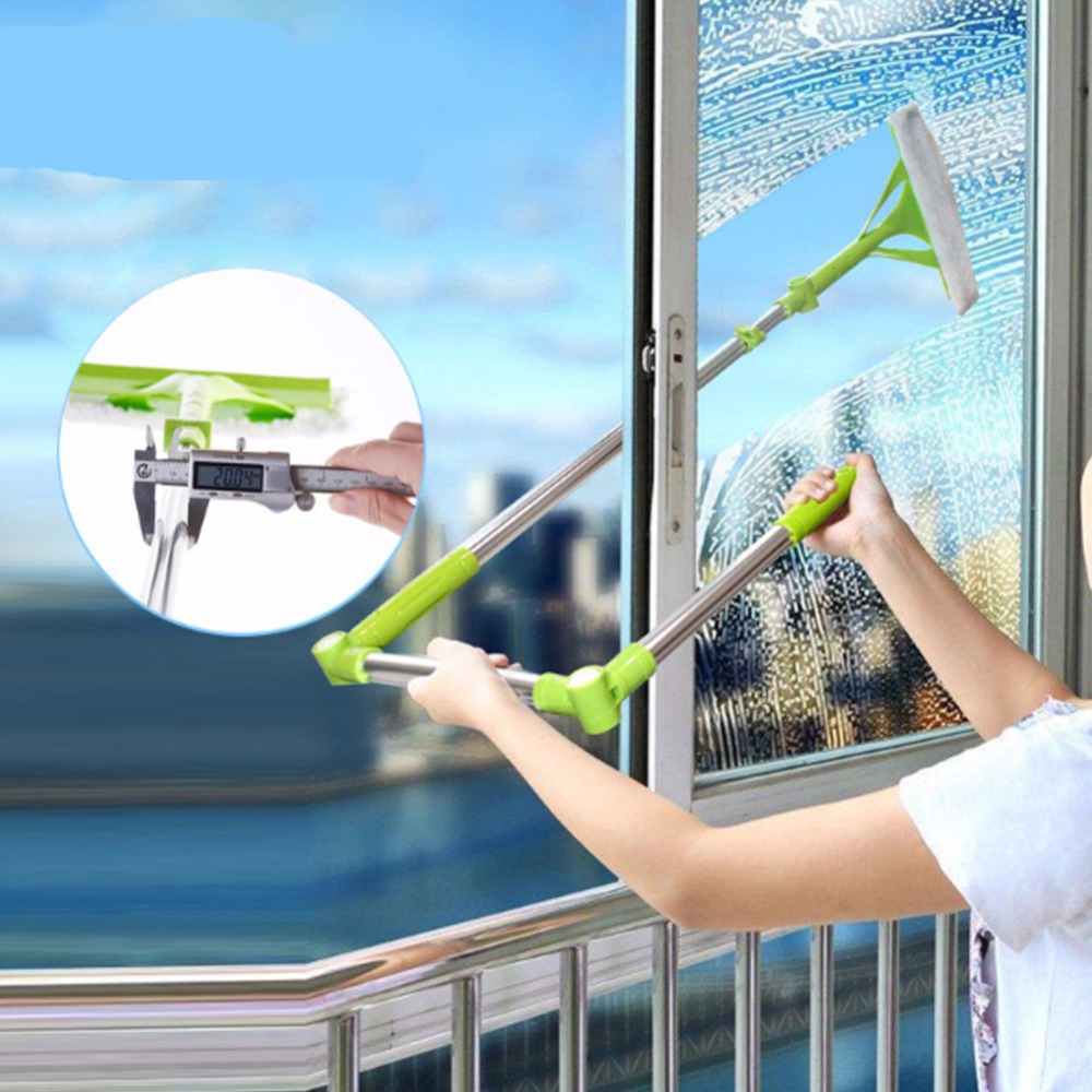 Brush for windows telescopic Sponge rag mop cleaner window home cleaning tools hobot brush for washing windows dust cleaning free ship telescopic high rise window cleaning glass cleaner brush for washing windows dust brush clean windows hobot 168 188