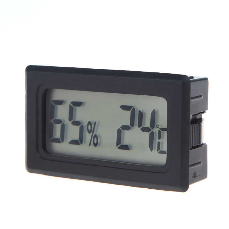 Mini Digital Thermometer Hygrometer weather station diagnostic-tool Practical Humidity thermostat Instrument Temperature Meter