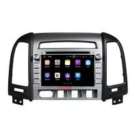 KLYDE 2 Din 7 Android 7 1 Car Multimedia Player For Hyundai SANTA FE 2006 2011