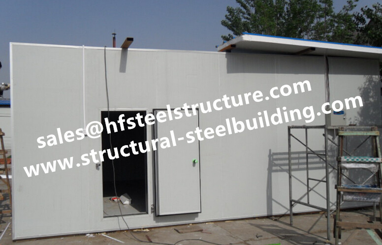 Cheaper Price Supreme Quality Cold Storage And Pu Sandwich Panel Walk In Cold Room For Meat