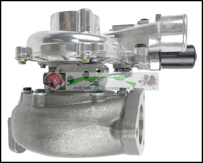 TURBO CT16V 17201-30150 17201-30180 Solenoid Electric Actuator Turbine For TOYOTA Landcruiser Hilux KZJ90 KZJ95 D4D 1KD-FTV 3.0L