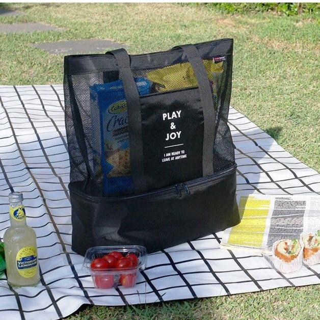 não perca 2017 bolsa do Estilo : Insulation Large Food Cooler Bag