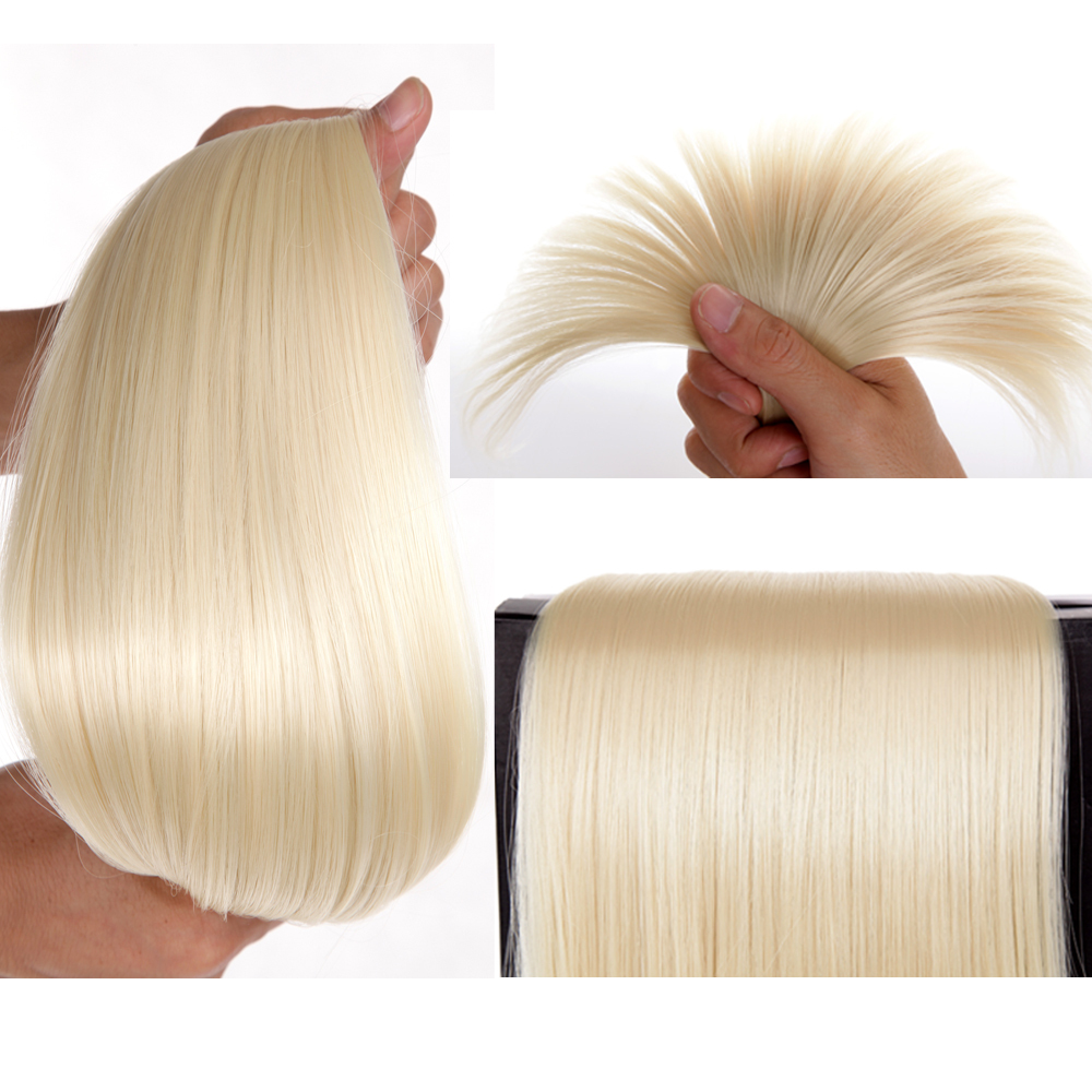 Best quality synthetic hair clip in hair extensions ash blonde best quality synthetic hair clip in hair extensions ash blonde brown 17 inches 170g long thick hair on aliexpress alibaba group pmusecretfo Image collections