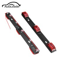 AutoLeader Truck Trailer ID 14 Red 3 LED Light Lamp Bar For Ford F150 F250 Dodge