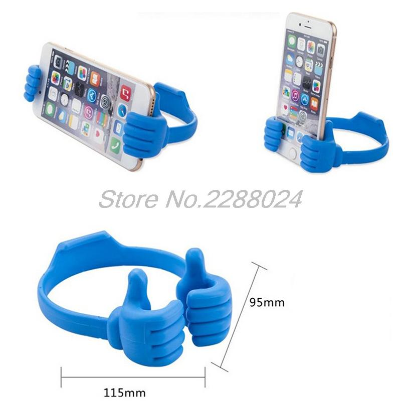 Podpěrné držáky mobilních telefonů pro Zte Blade X3 BA510 V7 Lite Vec 4G Apex 2 A1 A2 A310 S7 X7 G Q S6 Lux L4 L5
