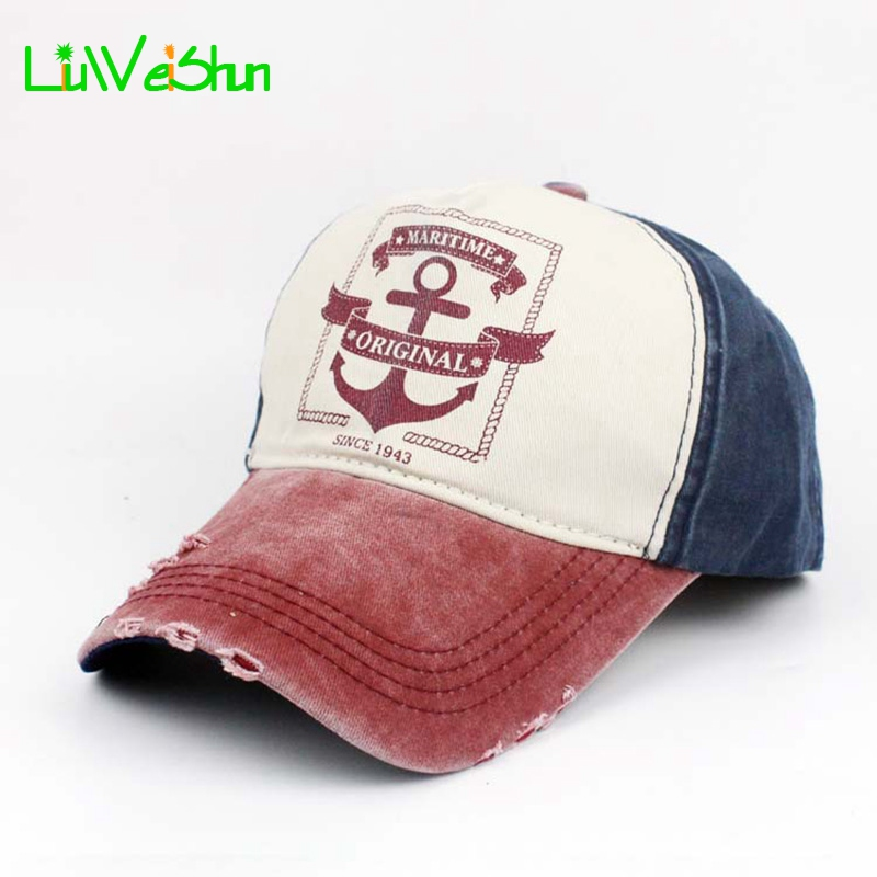[LWS] 2017 brand New Anchor cap for men and women golf Gorras Snapback Caps Baseball Caps Casquette hat Sports Outdoors Cap Hats 2016 new new embroidered hold onto your friends casquette polos baseball cap strapback black white pink for men women cap