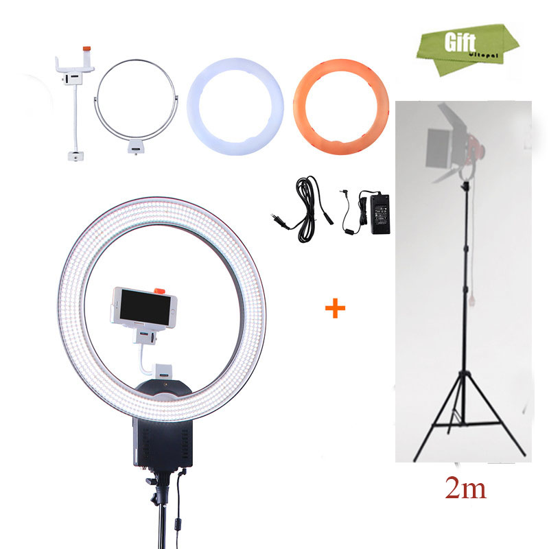 Led Camera Ring Light Continuous