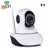 P2P 720P HD Wireless WiFi IP Camera 720P Pan Tilt IR Night Vision Network CCTV IP