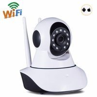 P2P 720P HD Wireless WiFi IP Camera 720P Pan Tilt IR Night Vision Network CCTV IP