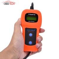5pcs a lot U480 OBD2 CAN BUS/ Engine Code Reader Memoscan U 480 Car Diagnostic Scanner by DHL