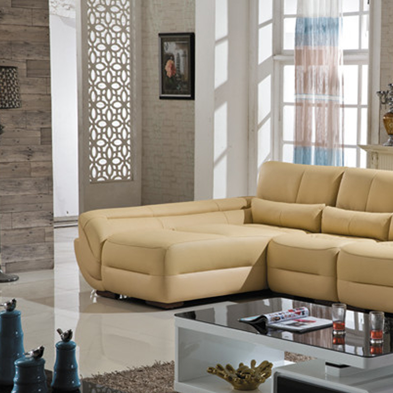 Empresa de muebles sofá salón sofá de cuero, sofá reclinable con ...