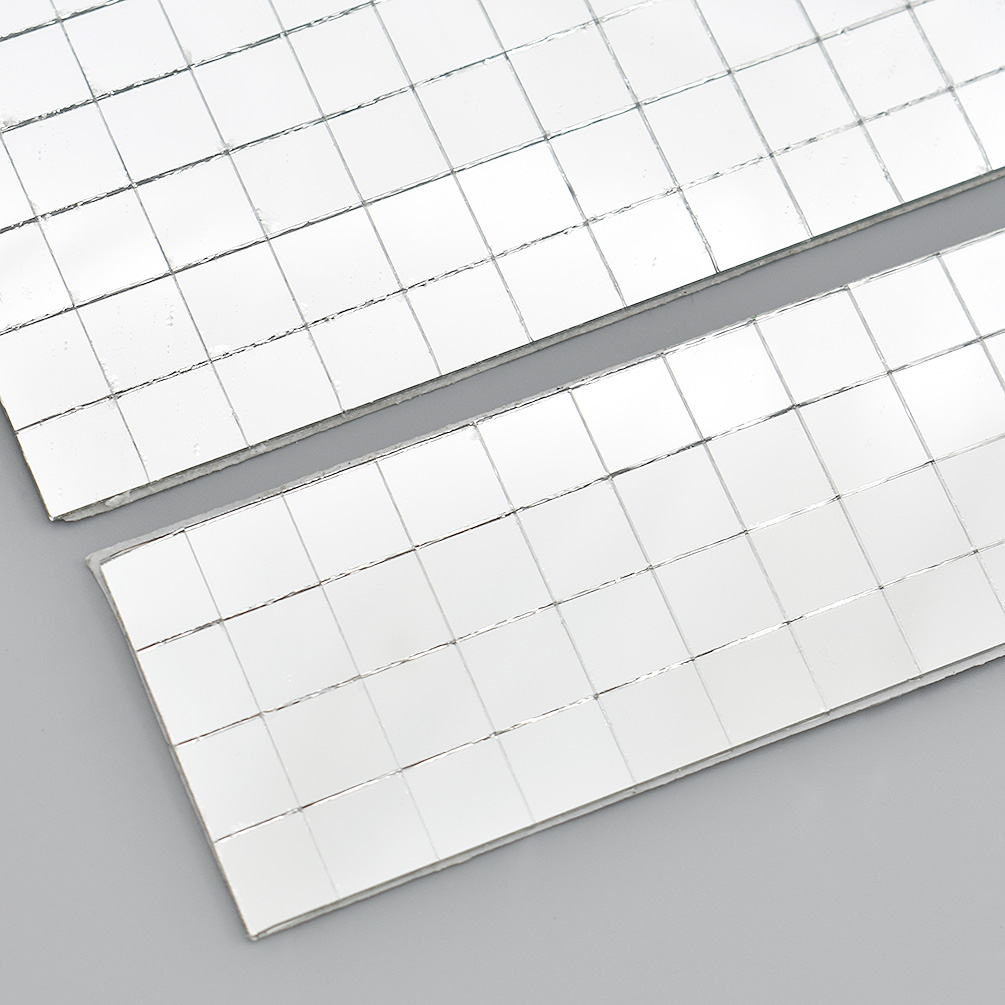 Gl Mirror Mosaic Tiles