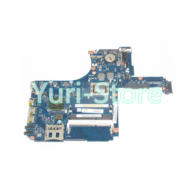 NOKOTION H000056840  for Toshiba Satellite S55D S50-D S50-A Motherboard A6-5345 DDR3 CPU nokotion pt10an dsc mb rev 2 1 laptop motherboard for toshiba satellite c50 c50d em2100 cpu amd 216 0841000 ddr3 mainboard