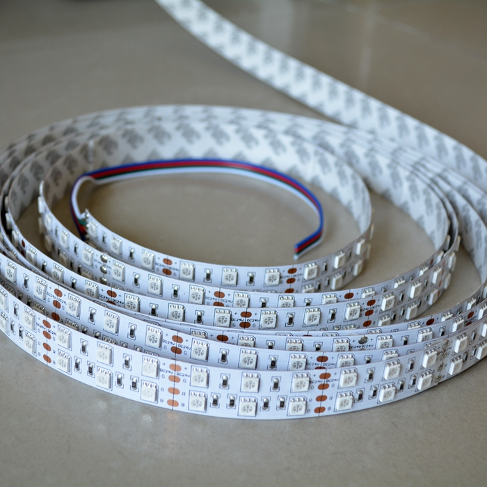 22LM / чип Су өткізбейтін 28.8W Екі сызық 120 - LED Жарықтандыру - фото 3