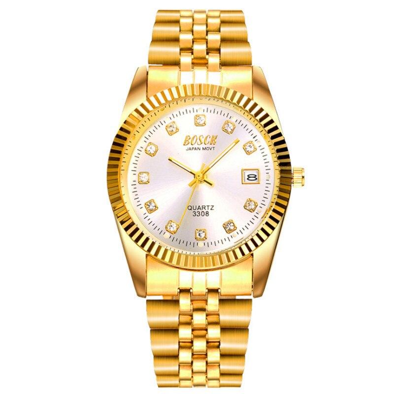 New men's leisure business quartz watch.The latest top men's business quartz watch, noble temperament quality excellence