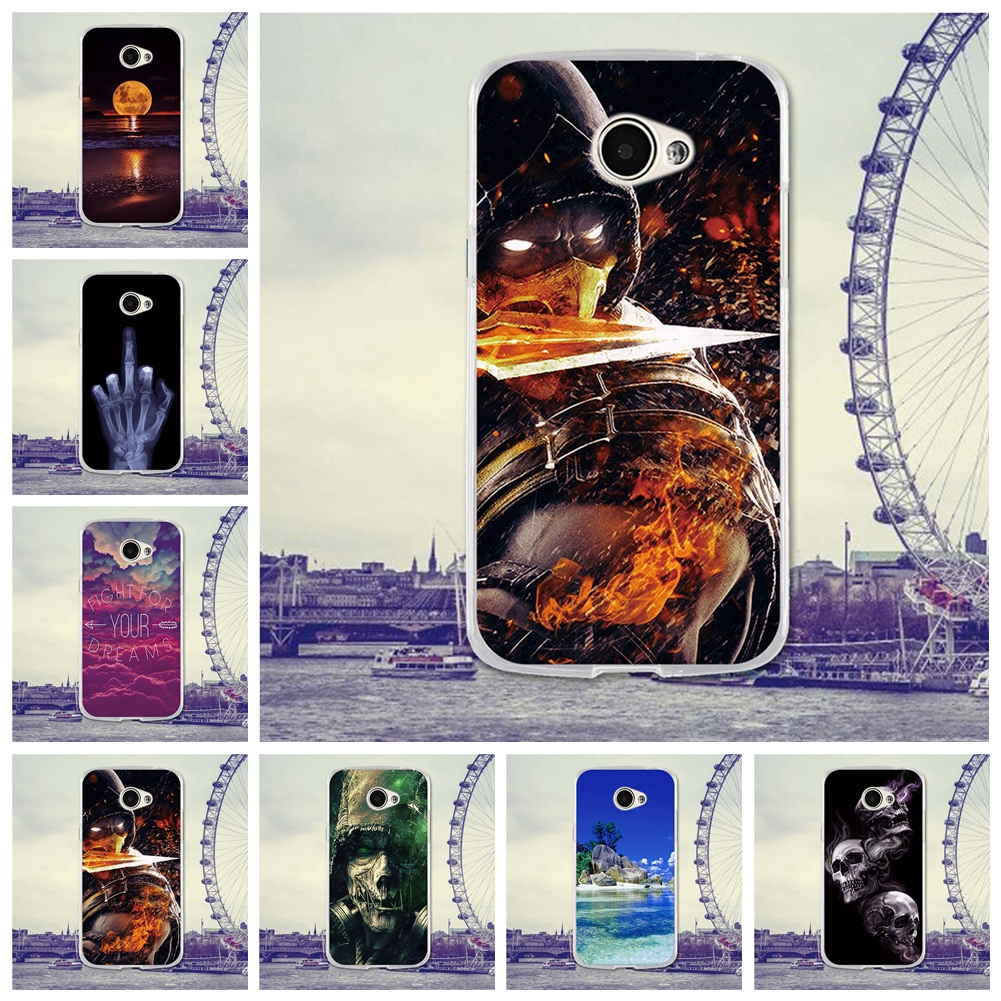 For LG K5 Case <font><b>X220ds</b></font> Phone Cover Silicone Back Covers for LG K5 <font><b>X220ds</b></font> Phone Shell Phone Bag K5 TPU Soft Skin Cute Painting image