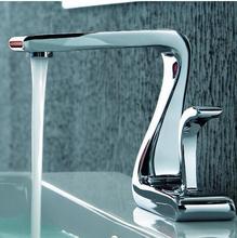 Groh grúa baño cuenca Del Grifo grifo de agua del grifo de lavabo de baño grifo torneira mezcladores de agua del grifo de latón