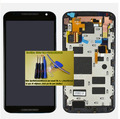 For Motorola for Moto X+1 X2 XT1092 XT1095 XT1096 XT1097 LCD Display Digitizer Touch Screen Assembly with frame flex cable