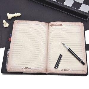 Image 4 - Ретро книга с паролем, креативный ученический дневник, блокнот, ручная книга, канцелярский журнал