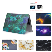 New HQ color printing Case For Apple Macbook Air Pro Retina 11 12 13 15,A1932,New 13.3 15.4 inch With Touch Bar