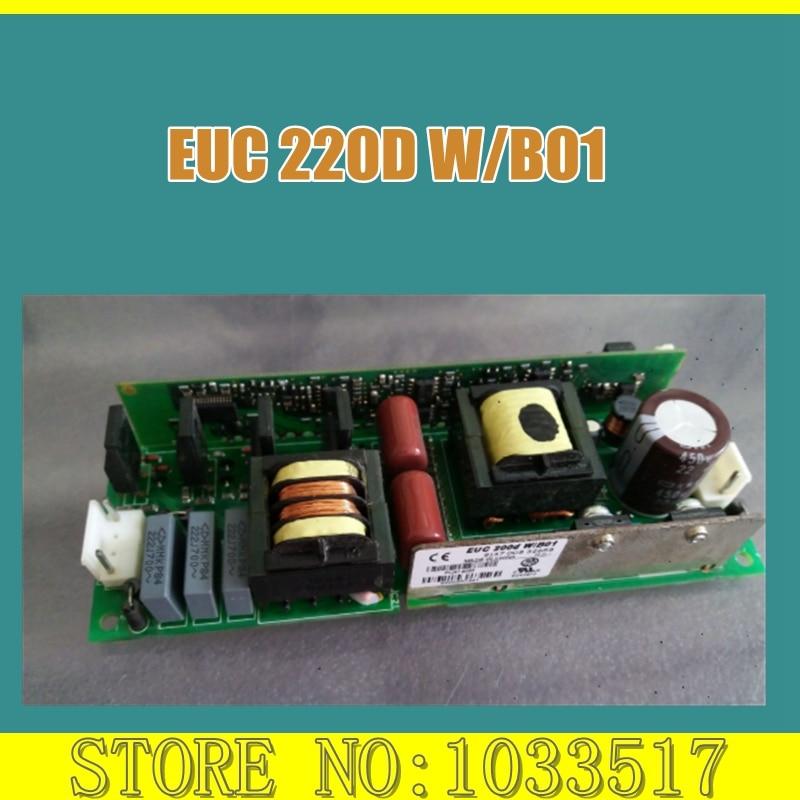 מקרן נטל מנורת אספקת חשמל מנורת נהג EUC 220d W/B01 Fit עבור Optoma DM10-באביזרים למקרן מתוך מוצרי אלקטרוניקה לצרכנים באתר