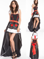 Free shipping ZT 8563 Halloween Lady Sexy Princess Beautiful Sexy Costume