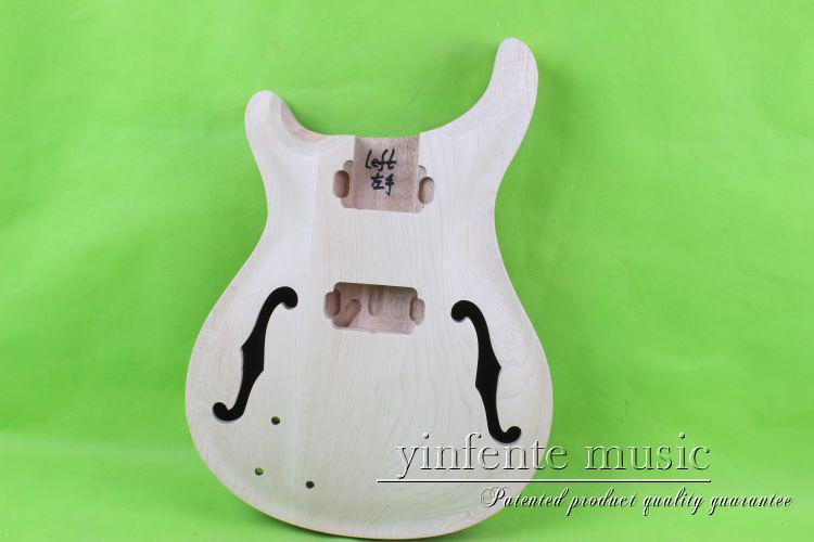 one Unfinished electric guitar body mahogany made maple top 33# one 21 unfinished electric guitar body mahogany made