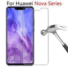 Protective Glass For Huawei Nova 3 3i 2 2i I e 3e 4 Smart Lite 2017 Tempered Gla