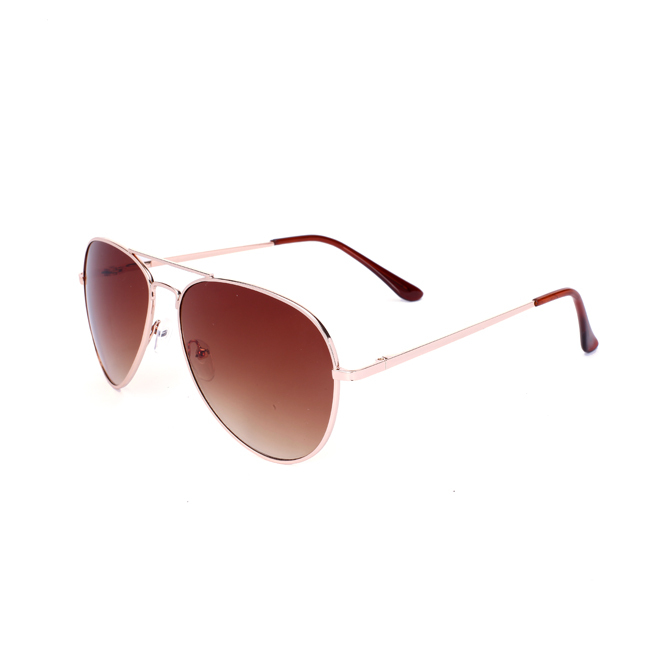 Laura Fairy Fashion Classic Unisex Flier Gradient Sunglasses UV400 2016 Hot Sale Men Women Summer Style Metal Frame Sun Glasses