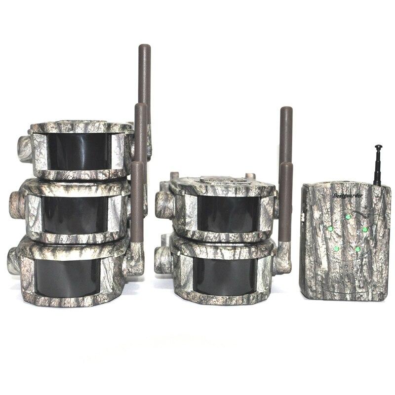 300 m gama fauna motion alarme bestguarder sy007plus caça alarme alarme do detector de produto da caça selvagem armadilha animal cervos