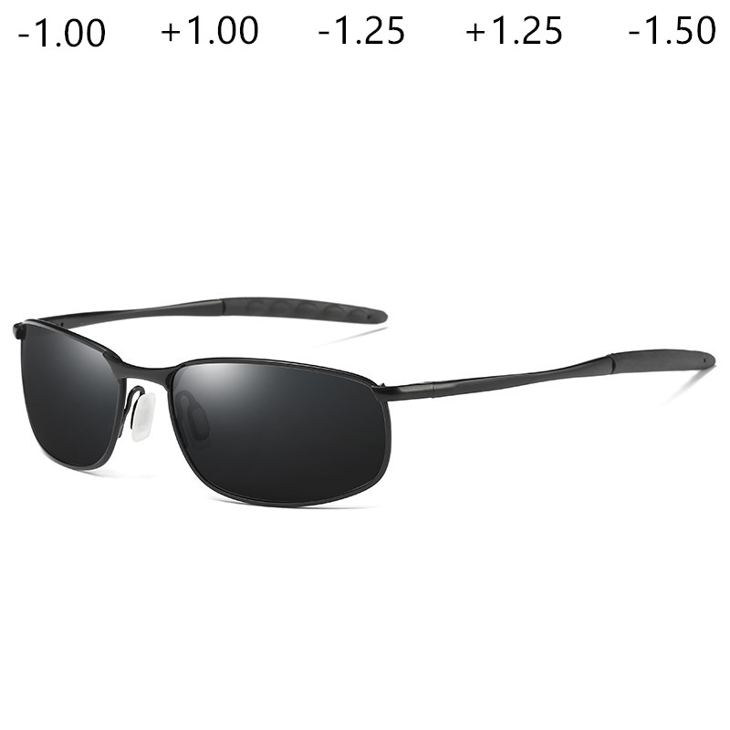 Sunglasses Prescription Myopia Eyeglasses Hyperopia Progressive Multifocal Optical Prescription Sun Glasses Men Astigmatism