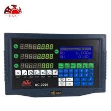Горячая продажа DRO DC-3000 цифровая индикация с 50-1000 мм линейная шкала