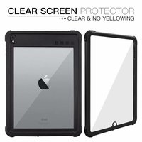 Full Sealed Waterproof Case for iPad PRO 9.7 Water Resistant Shockproof Cases for iPad Pro 9.7 Inch Diving Underwater Coque