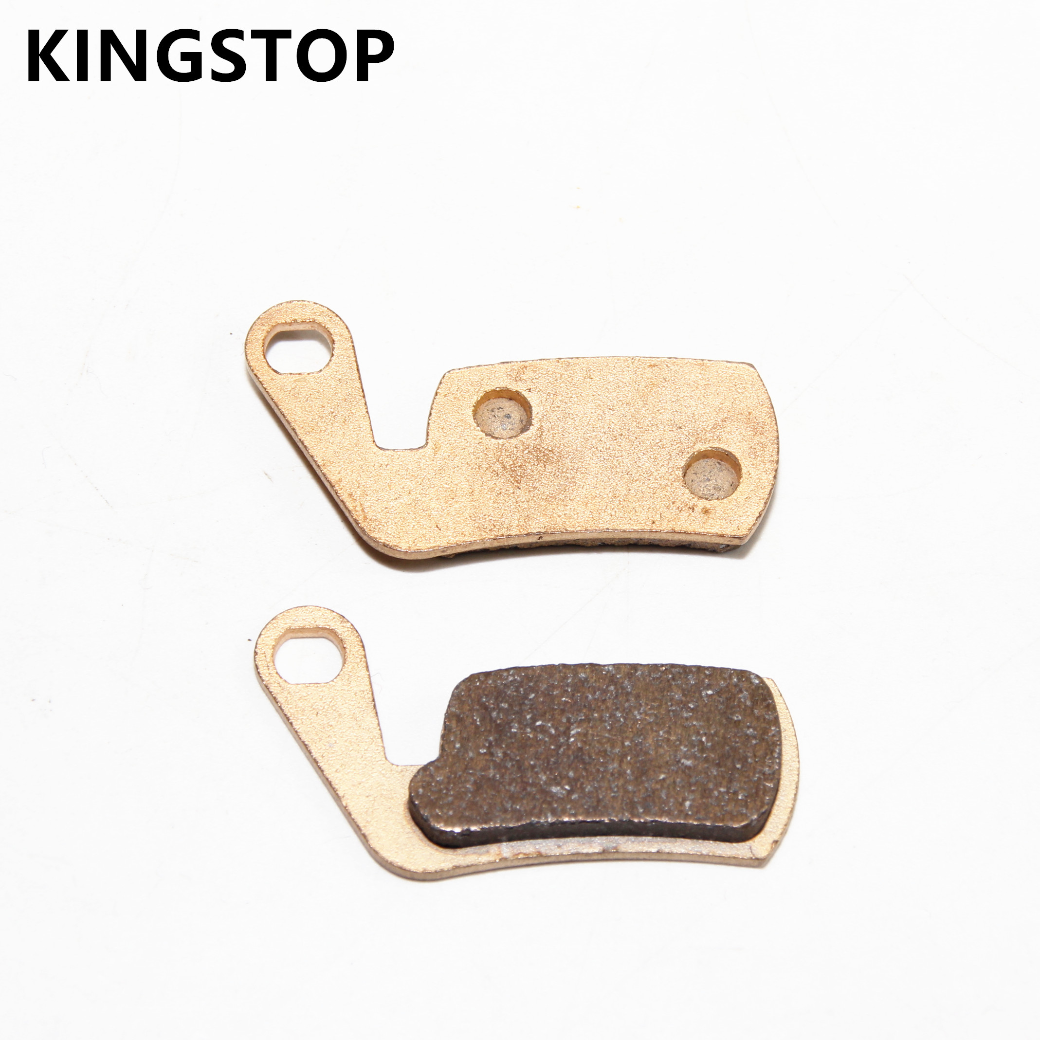 Metallic bicycle Disc Brake Pads For  Magura Marta /& Marta SL 2 PAIRS Semi