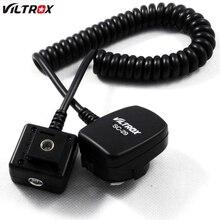 Viltrox SC-29 1,5 м ttl Off-Камера для крепления вспышки «Горячий башмак» и кабель, шнур синхронизации синхро для Nikon D5100 D3200 D7000 D90 аксессуар для цифровой зеркальной фотокамеры