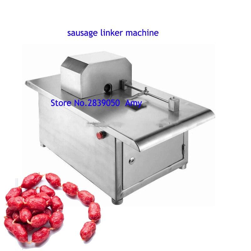 Professional Sausage Making Machine Price Sausage Linker Linking Machine For Tying Sausage