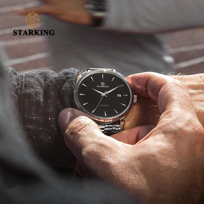 STARKING Տղամարդկանց ժամացույց ավտոմատ - Տղամարդկանց ժամացույցներ - Լուսանկար 5