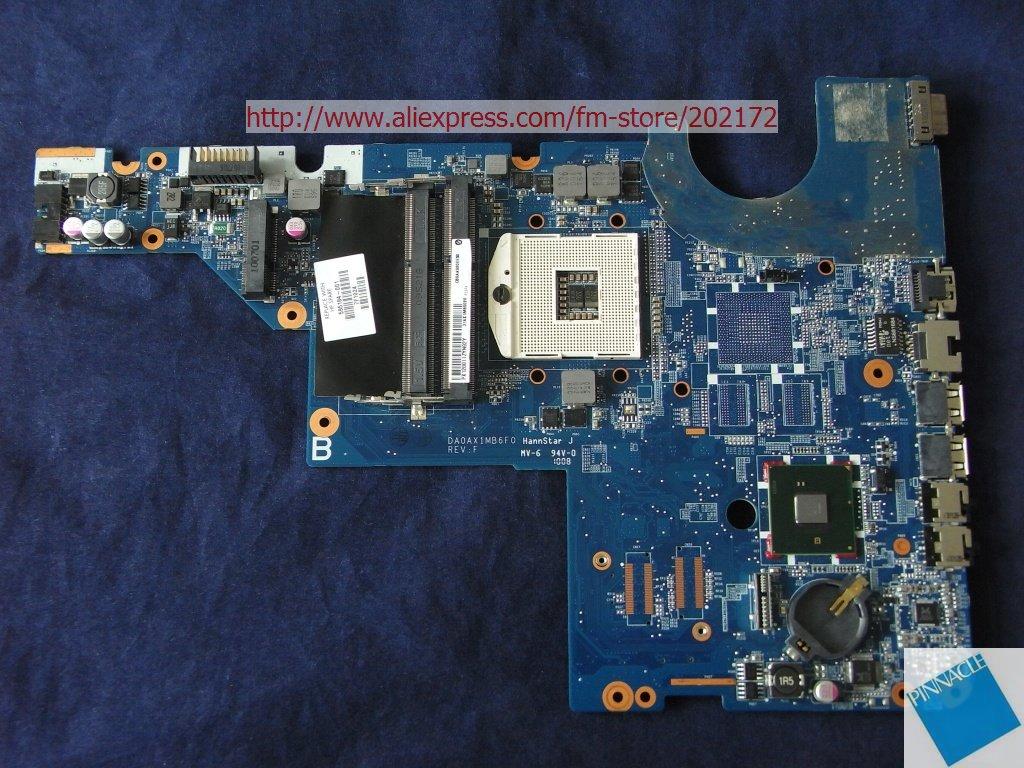 595184-001 Motherboard for HP G42 G62 Compaq Presario CQ42 CQ62 DA0AX1MB6F0595184-001 Motherboard for HP G42 G62 Compaq Presario CQ42 CQ62 DA0AX1MB6F0