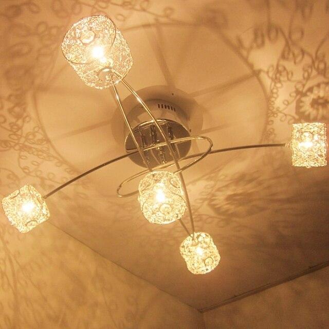 Ceiling Lighting Led Ceiling Lights Kitchen 110 220v Flush: Free Shipping 20W G4 The Ceiling Lamp Flush Mount Light