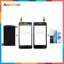 Купить Высокое качество 4.0 »для Huawei Ascend Y330 ЖК Экран дисплея + Сенсорный экран планшета Сенсор Бесплатная доставка
