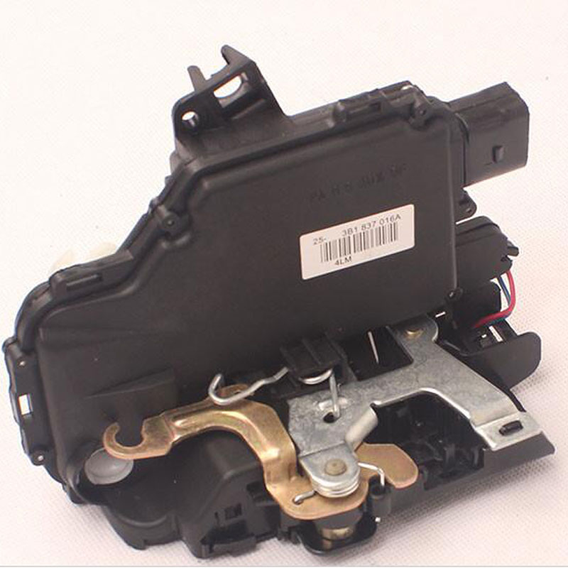 Front Right Left  Rear Car Door Lock Mechanism Latch Fit For Volkswagen Passat B5 Leader Golf 4 Bora Central Locking Block 1PC 273mm od sanitary weld on 286mm ferrule tri clamp stainless steel welding pipe fitting ss304 sw 273