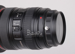 Image 3 - 카메라 렌즈 캐논 80D 800D 77D 5DIII 5D4 6D EF EF S 베이 오넷 렌즈 재설치 58mm 필터 용 역방향 보호 어댑터 링