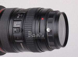 Image 3 - Kamera lensi ters koruma adaptörü halka Canon 80D 800D 77D 5DIII 5D4 6D EF EF S süngü Lens Reinstallation 58mm filtre